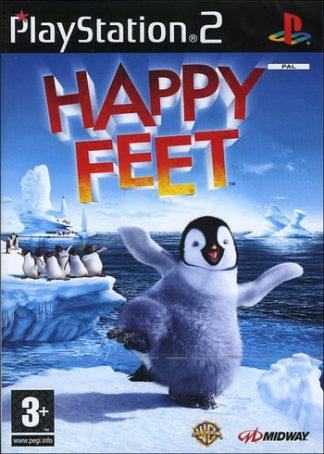 Happy Feet - Sony Playstation 2 - PS2