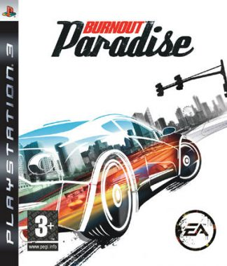 Burnout: Paradise - Sony Playstation 3 - PS3