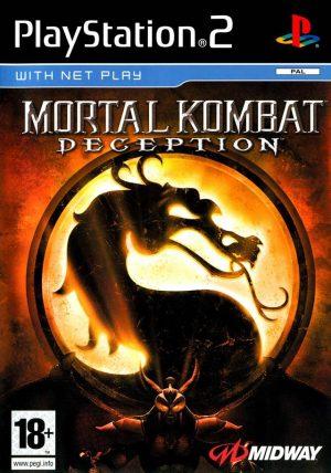 Mortal Kombat: Deception - Sony Playstation 2 - PS2