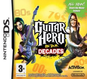 Guitar Hero on Tour: Decades - Nintendo DS