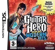 Guitar hero on tour: Modern hits - Nintendo DS