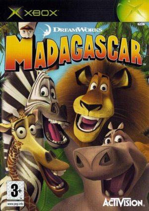 Madagascar - Microsoft Xbox