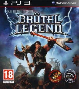 Brütal Legend - Sony Playstation 3 - PS3