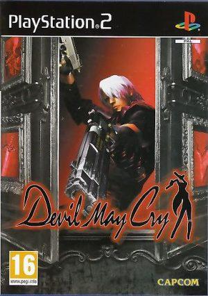 Devil May Cry - Sony Playstation 2 - PS2