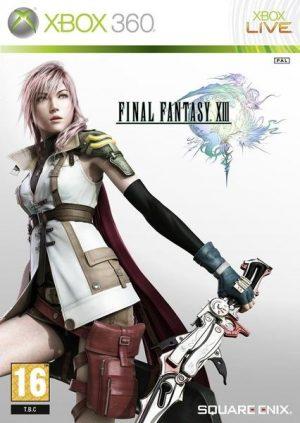 Final Fantasy XIII - Classics - Microsoft Xbox 360
