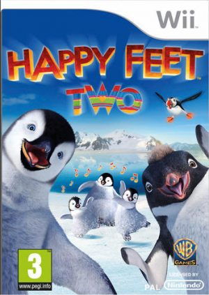 Happy Feet Two - Nintendo Wii