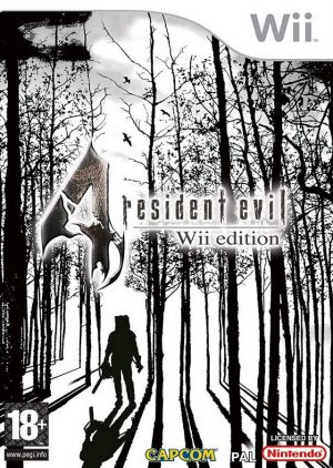 Resident Evil 4 - Wii Edition - Nintendo Wii