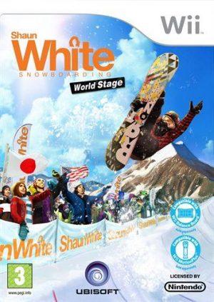 Shaun White Snowboarding: World stage - Nintendo Wii