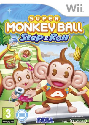 Super Monkey Ball: Step and Roll - Nintendo Wii