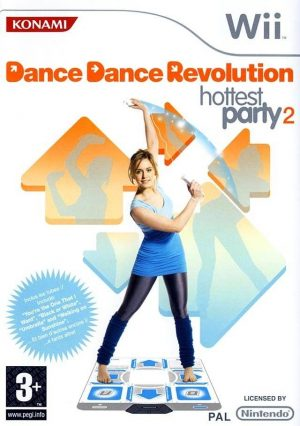 Dance Dance Revolution: Hottest Party 2 - Nintendo Wii