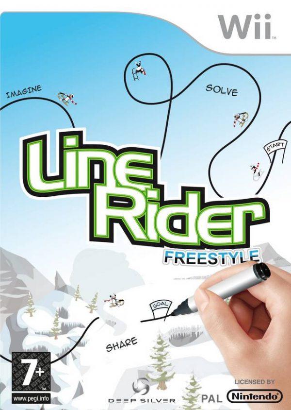 Line Rider Freestyle - Nintendo Wii