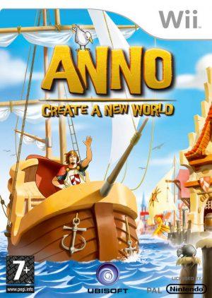 Anno: Create a New World Wii