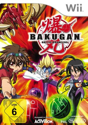 Bakugan: Battle Brawlers - Wii