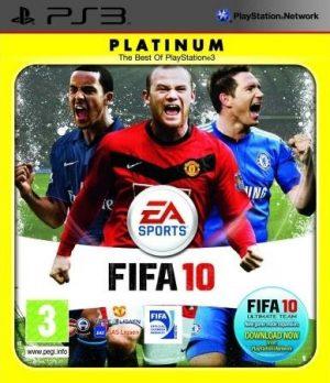 FIFA 10 - platinum - PS3