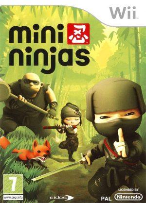Mini Ninjas - Nintendo Wii