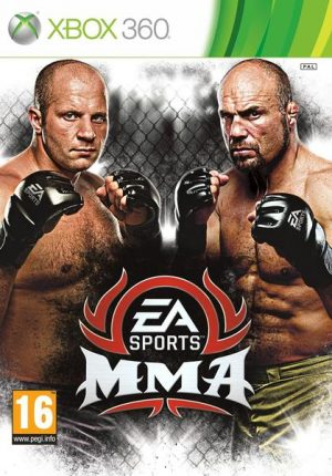 MMA - Xbox 360