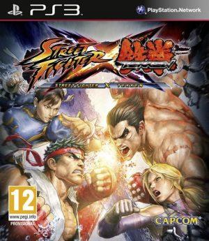 Street Fighter X Tekken - Nordic Edition - PS3