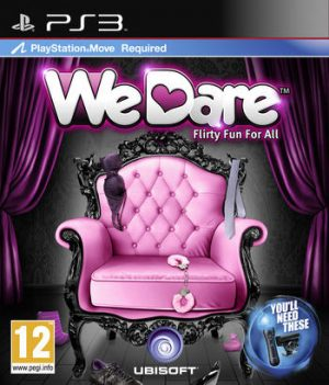 We Dare: Flirty fun for all - Sony Playstation 3 - PS3