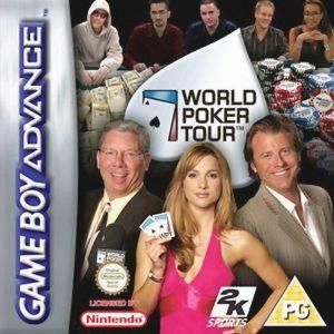 World Poker Tour - Nintendo Game Boy Advance - GBA