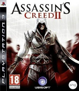 Assassins Creed II - Sony Playstation 3 - PS3
