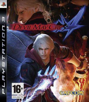 Devil May Cry 4 - Sony Playstation 3 - PS3