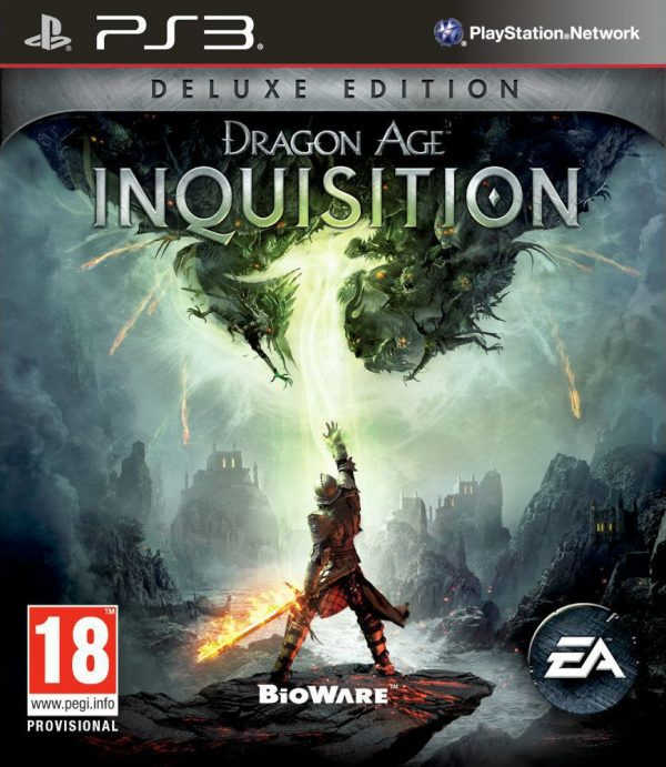 Dragon Age: Inquisition - Deluxe Edition - Sony Playstation 3 - PS3