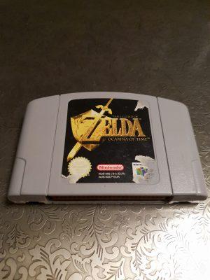 The Legend of Zelda: Ocarina of time N64 PAL EUR