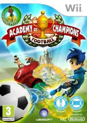 Academy of Champions Football - Nintendo Wii