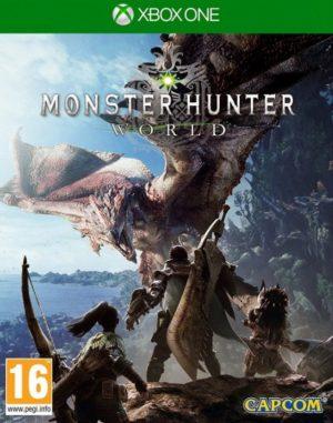Monster Hunter World - Microsoft Xbox One