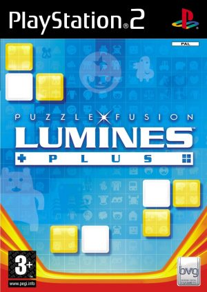 Lumines Plus - Sony Playstation 2 - PS2