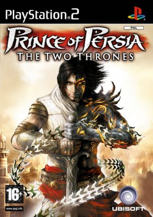 Prince of Persia: The Two Thrones - Sony Playstation 2 - PS2