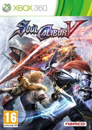 Soulcalibur V - Microsoft Xbox 360