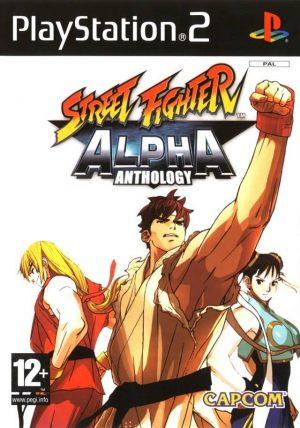 Street fighter: Alpha Anthology - PS2