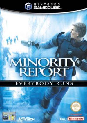Minority Report: Everybody runs - Nintendo Gamecube