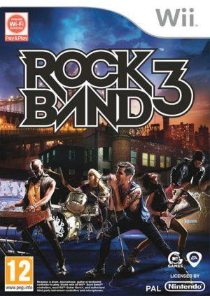 Rock Band 3 - Nintendo Wii