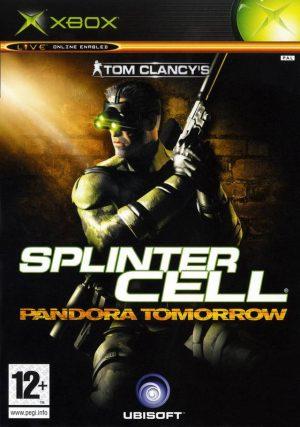 Tom Clancy's Splinter Cell: Pandora Tomorrow - Xbox