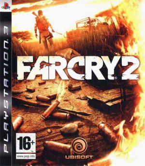 Far Cry 2 - Sony Playstation 3 - PS3