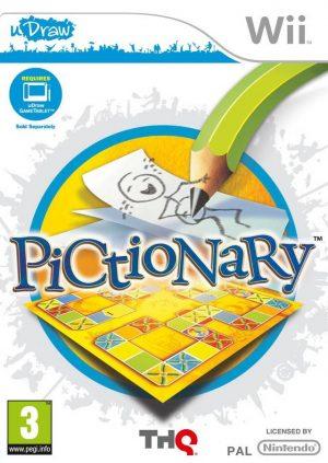 Pictionary - Nintendo Wii