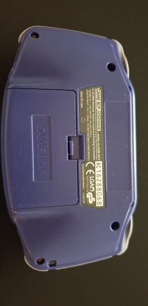 Game Boy Advance AGB-001 Indigo