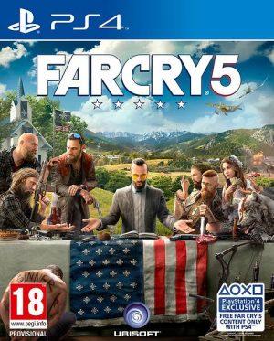 Far Cry 5 - Sony Playstation 4 - PS4