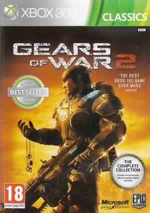 Gears of war 2 Classiscs - Xbox 360