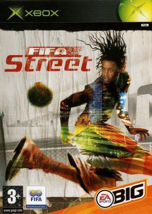 FIFA Street - Microsoft Xbox