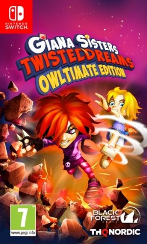 Giana Sisters: Twisted Dreams - Owltimate Edition - Switch