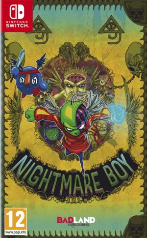 Nightmare Boy - Nintendo Switch