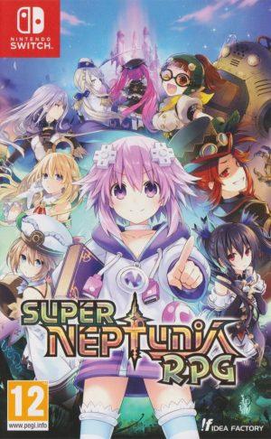 Super Neptunia RPG - Switch