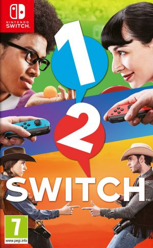 1-2-Switch -- Nintendo Switch