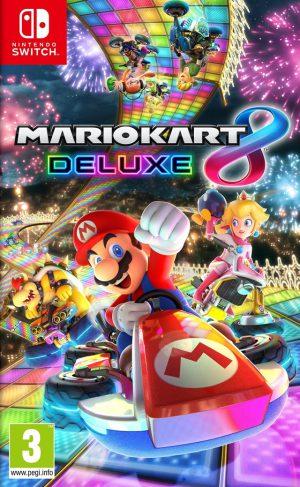 Mario kart deluxe nintendo switch