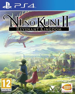 Ni No Kuni 2: Revenant Kingdom - Sony Playstation 4 - PS4