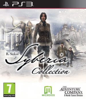 Syberia - Complete Collection - Sony Playstation 3 - PS3