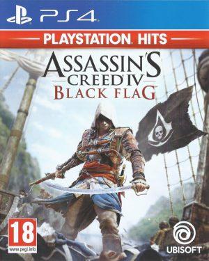 Assassins Creed IV: Black Flag - Playstation Hits - Playstation 4 - PS4